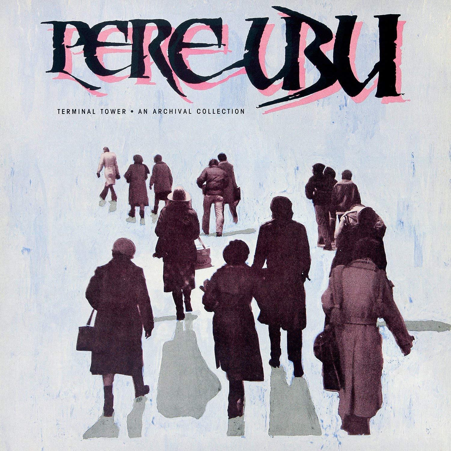 Pere Ubu - Terminal Tower [Clear LP]