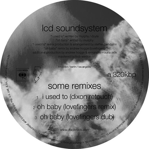 LCD Soundsystem - Some Remixes EP