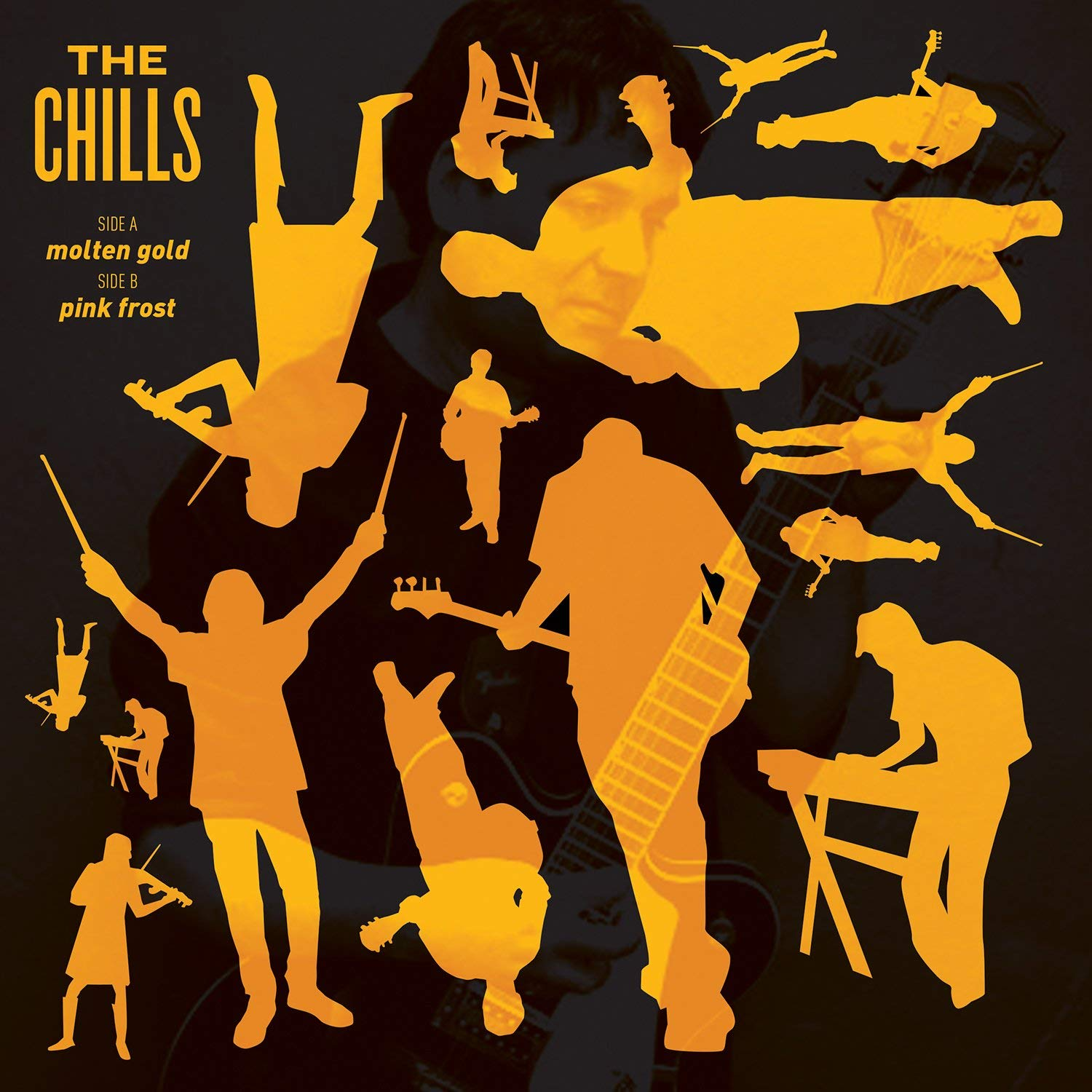 The Chills - Molten Gold / Pink Frost [Vinyl Single]