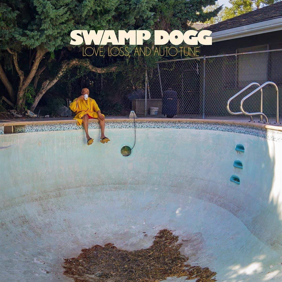 Swamp Dogg - Love, Loss, and Auto-Tune [Import Limited Edition LP]