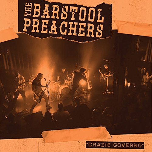 The Barstool Preachers - Grazie Governo - Single [Import Vinyl]