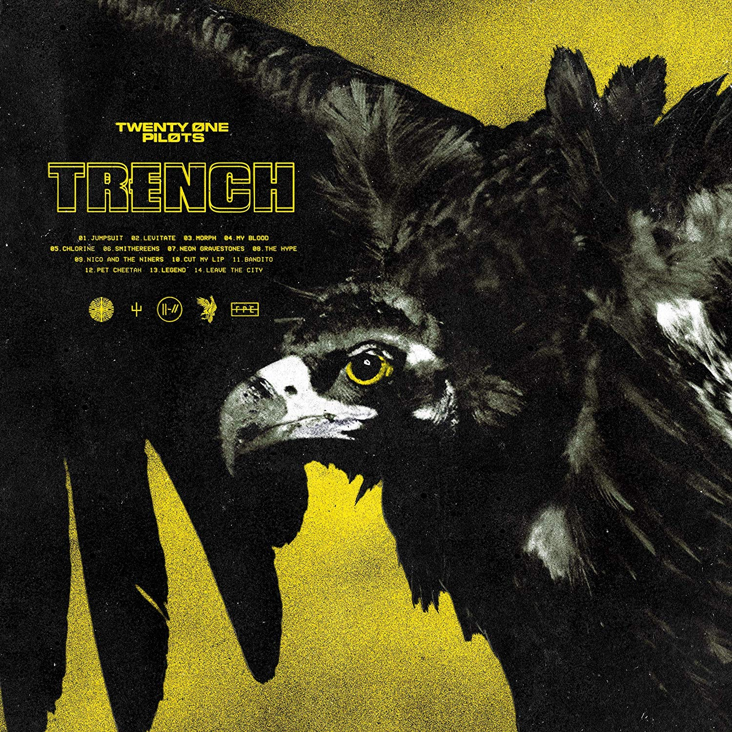 Trench [Indie Exclusive Limited Edition Olive Green 2LP]
