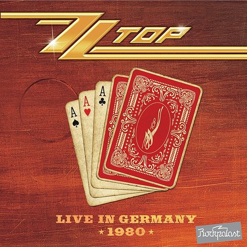 ZZ Top - Live In Germany - Rockpalast 1980
