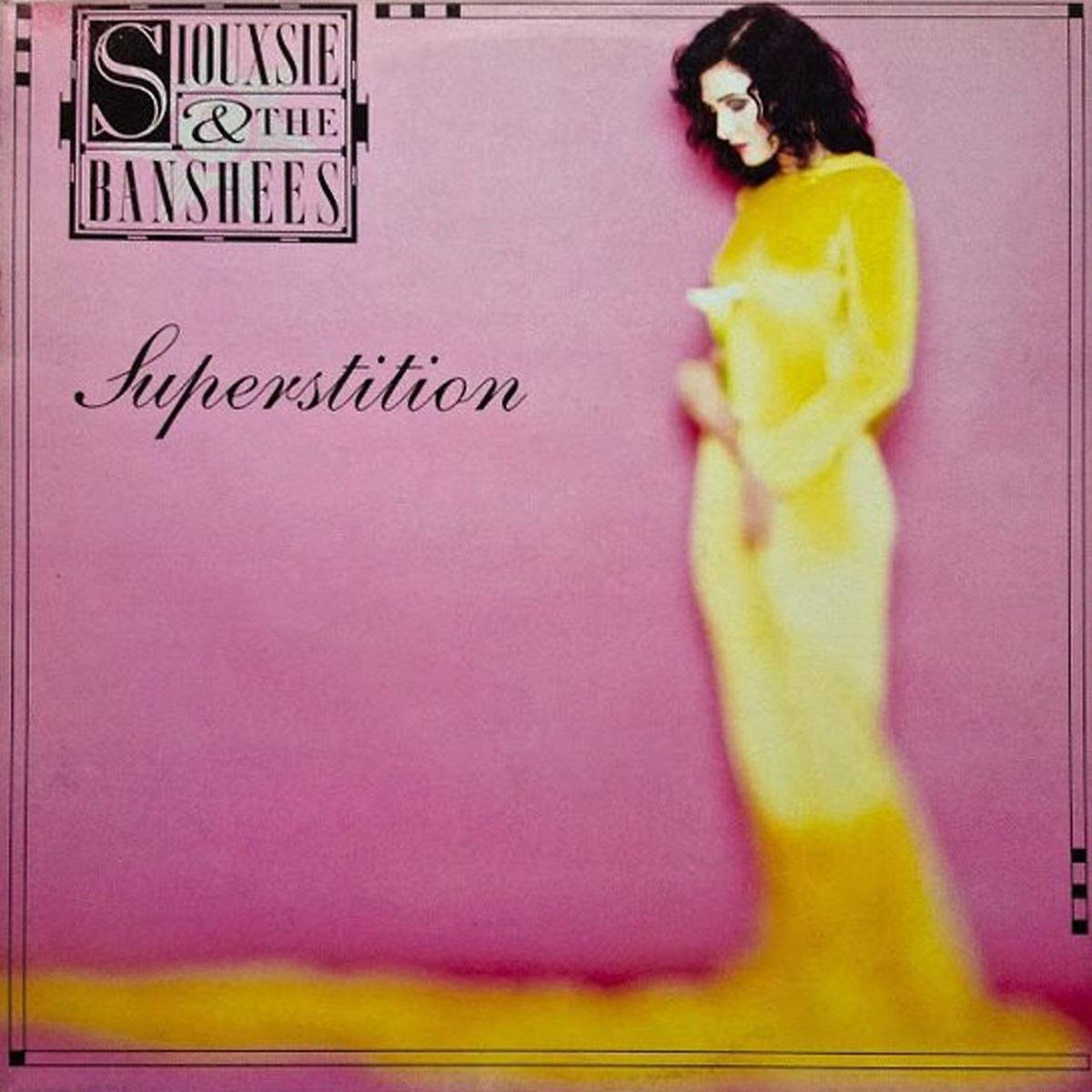 Siouxsie & The Banshees - Superstition [LP]