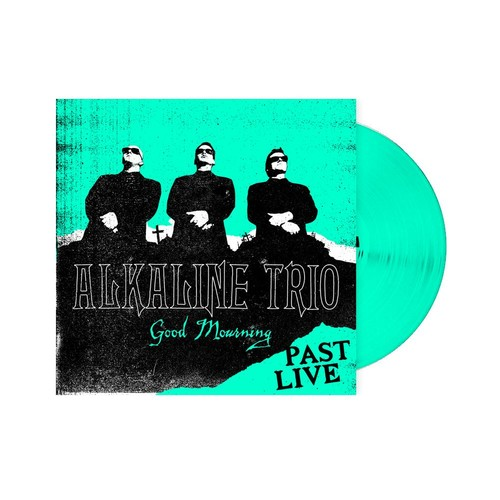Alkaline Trio - Good Mourning: Past Live [Limited Edition Indie Exclusive LP]