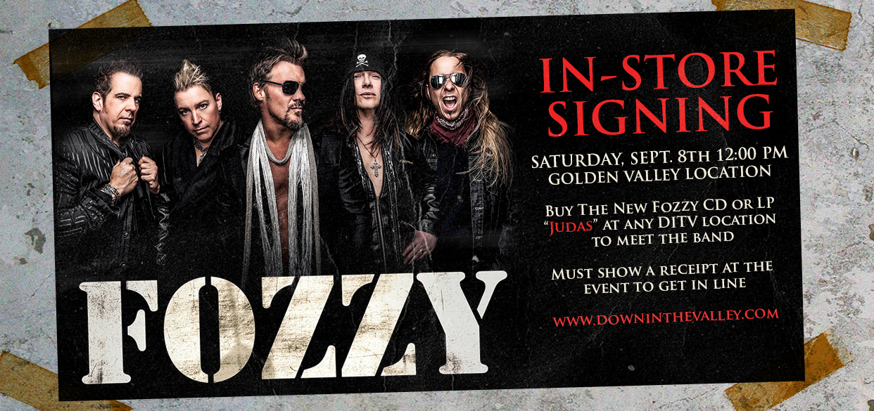 Fozzy Meet And Greet In-Store Event!