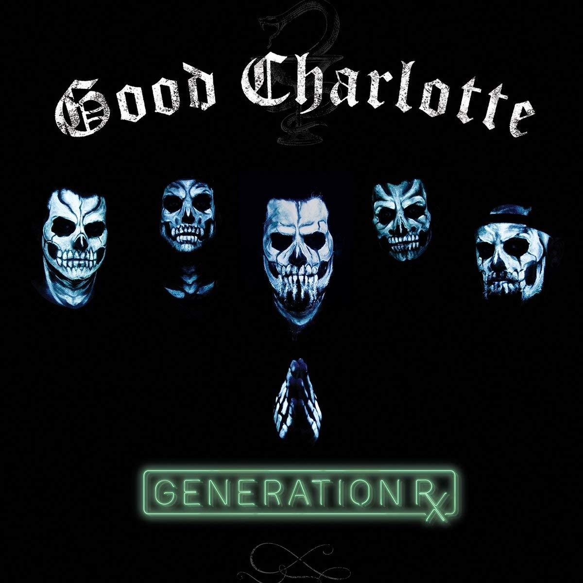Good Charlotte Generation Rx Lp Waterloo Records
