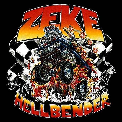 Zeke - Two Lane Blacktop - Single