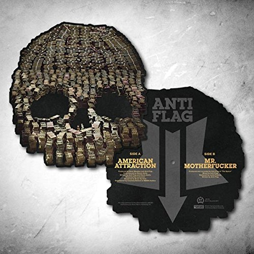 Anti-Flag - American Attraction [Vinyl Single]