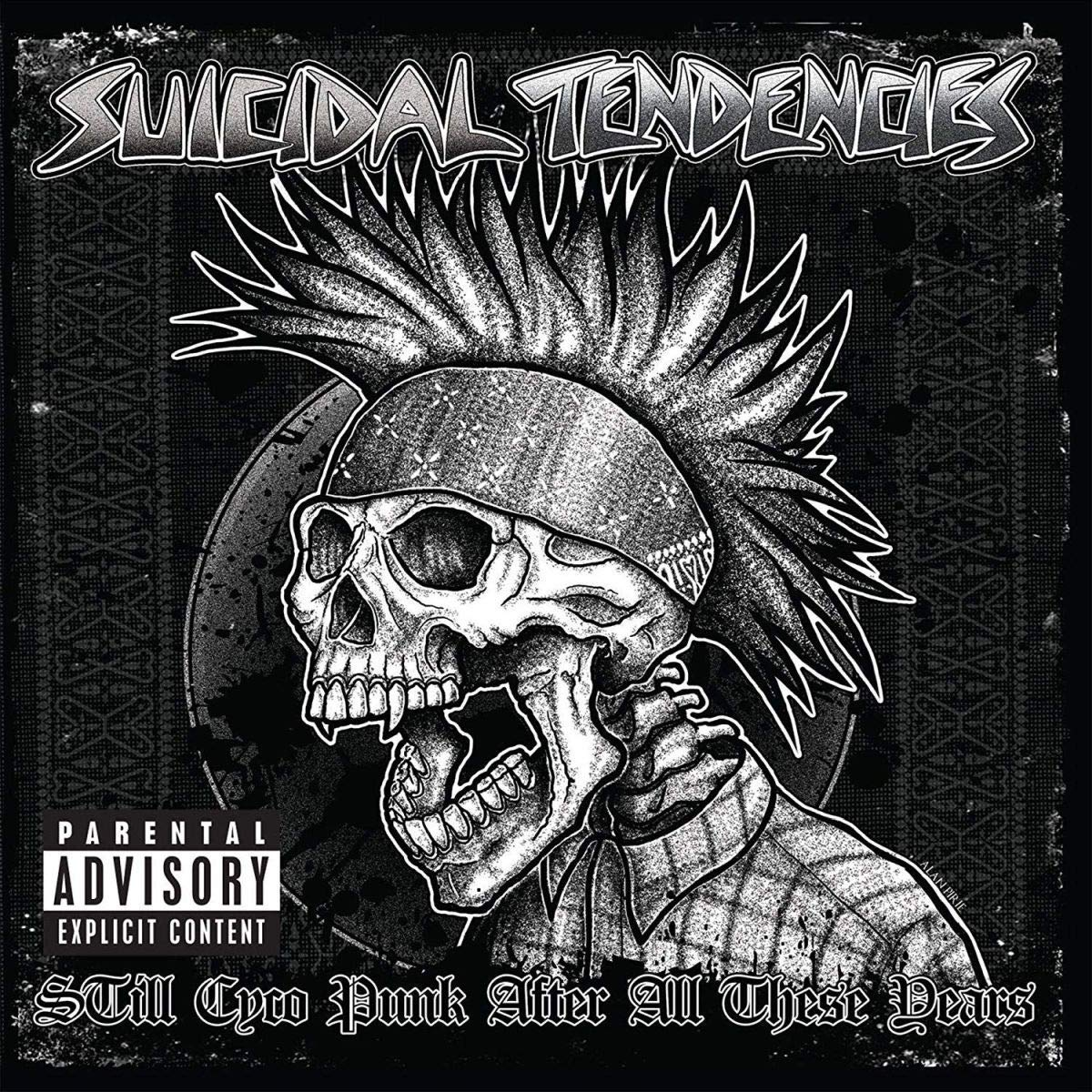 Suicidal Tendencies - Still Cyco Punk After All These Years [Opaque Gold LP]