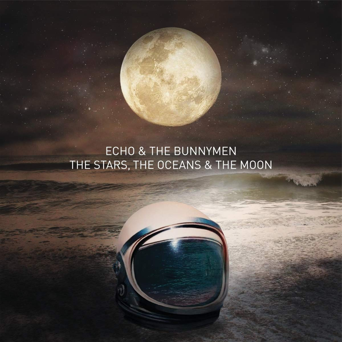 Echo & The Bunnymen - The Stars, The Oceans & The Moon [Indie Exclusive LP]
