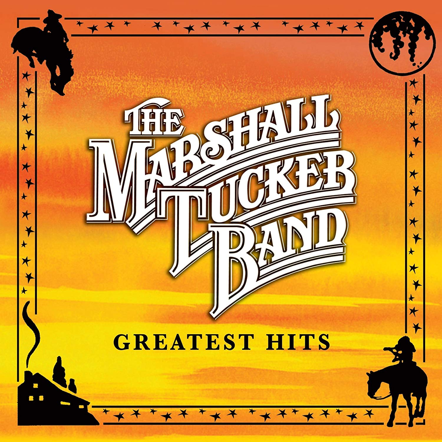 Marshall Tucker Band - Greatest Hits [LP]