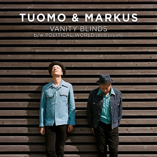 Tuomo - Vanity Blinds B/W Political World