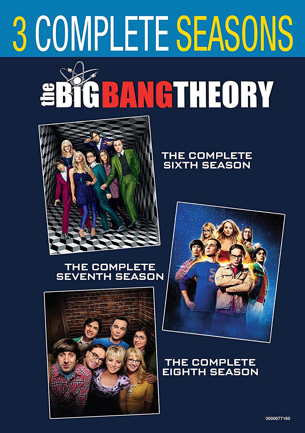 The Big Bang Theory [TV Series] - The Big Bang Theory: Seasons 6-8