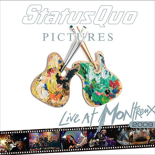 Status Quo - Pictures: Live At Montreux 2009 (Wbr) (Uk)