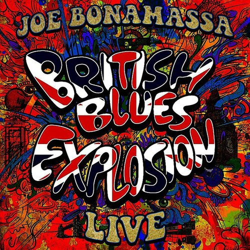 Various Artists - British Blues Explosion Live
