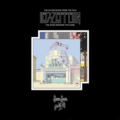 Led Zeppelin - The Song Remains The Same: Remastered
