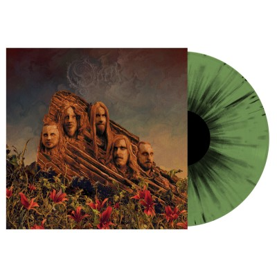 Opeth - Garden of the Titans (Opeth Live at Red Rocks Amphitheatre) [Indie Exclusive Limited Edition Green & Black Splatter 2LP]