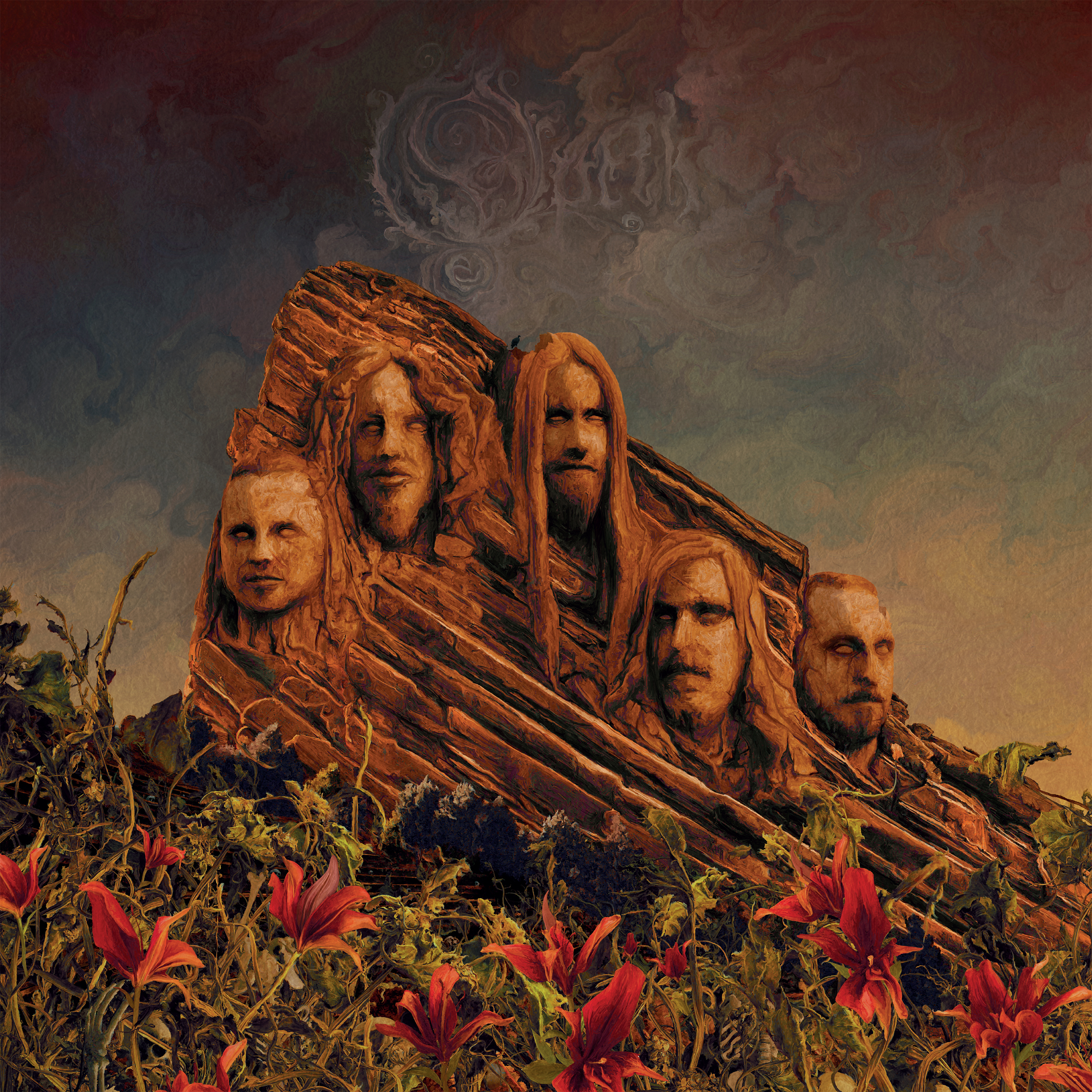 Garden of the Titans (Opeth Live at Red Rocks Amphitheatre) [2CD/Blu-ray/DVD]