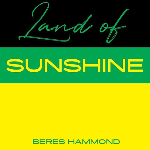 Beres Hammond - Land Of Sunshine - Single