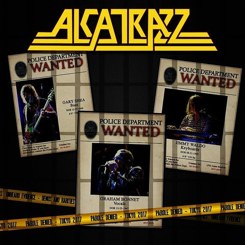 Alcatrazz - Emotion (Studio Demo 1985) - Single