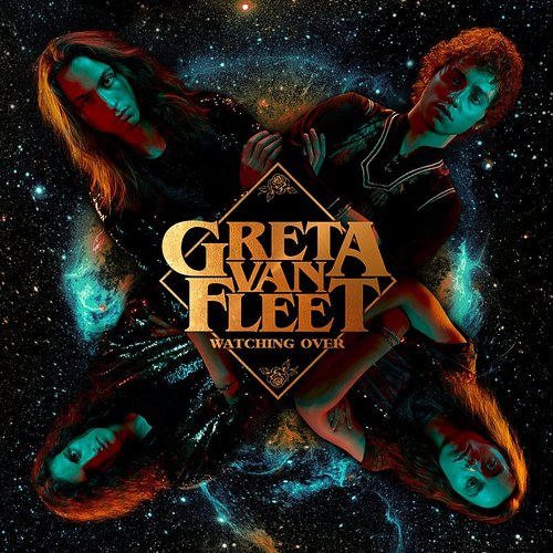 Greta Van Fleet - Watching Over - Single