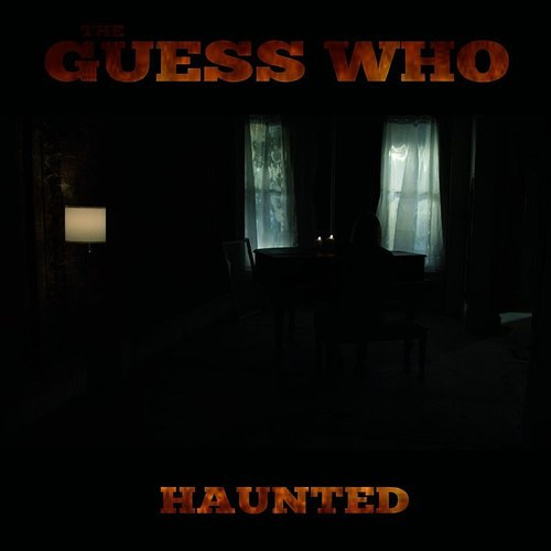 Guess Who - Haunted - Single