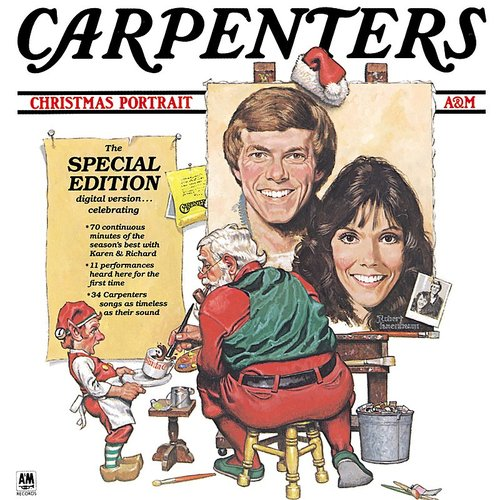 Carpenters - Christmas Portrait [Import Limited Edition]