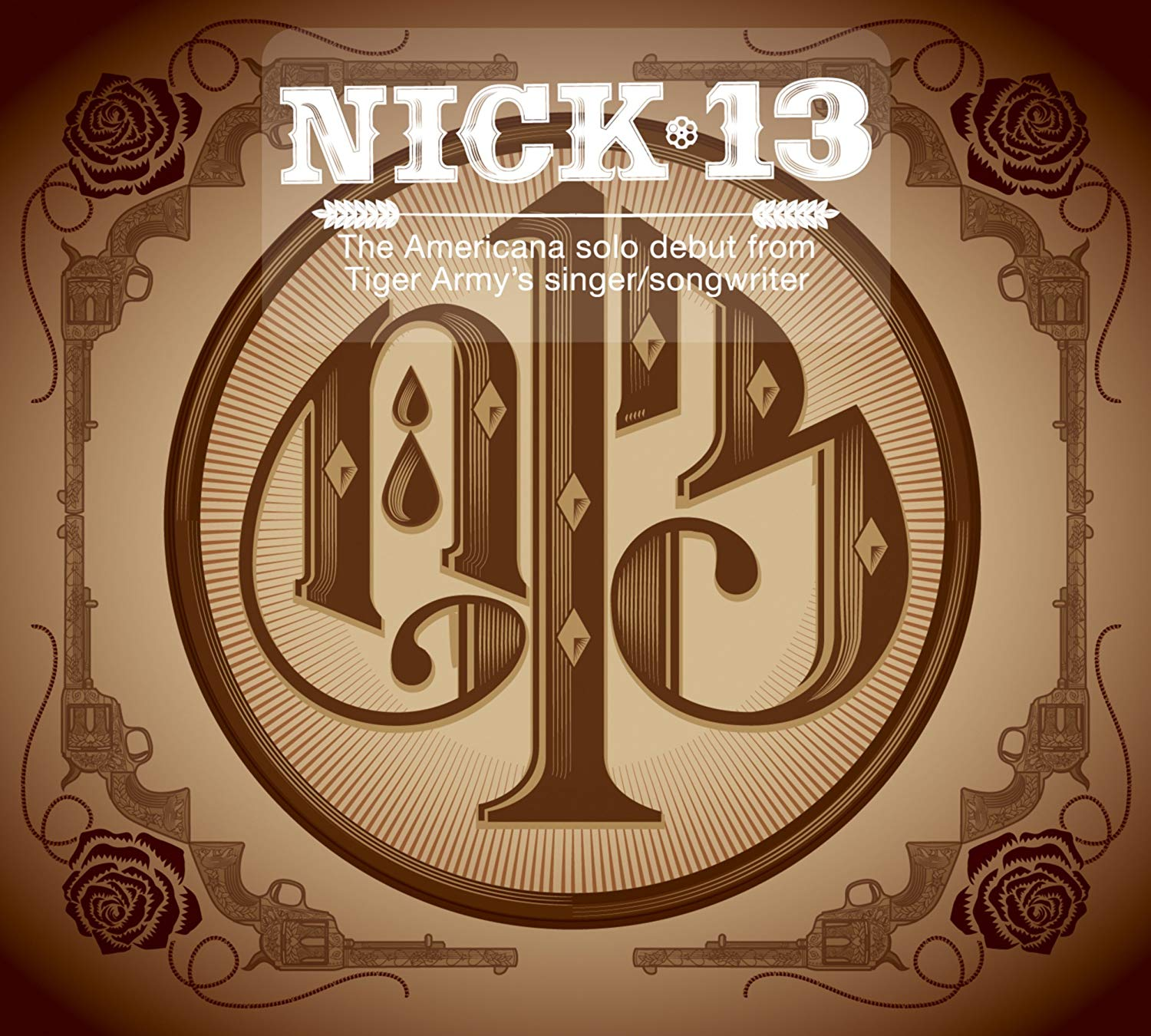 Nick 13 - Nick 13 [Limited Edition Gold Rush LP]