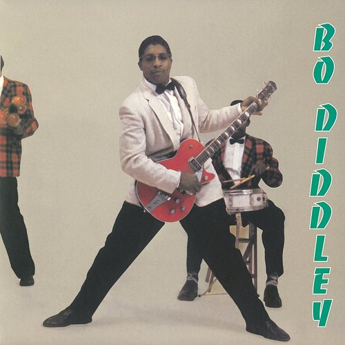 Bo Diddley - Bo Diddley (Blue) (Colv)