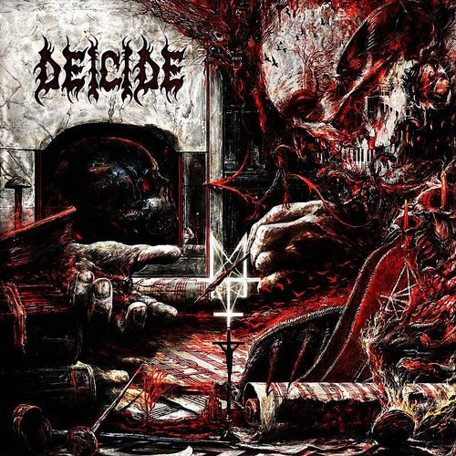 Deicide - Defying The Sacred - Single
