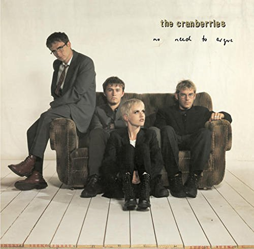 The Cranberries - No Need To Argue [Limited Edition Clear & Blue LP]