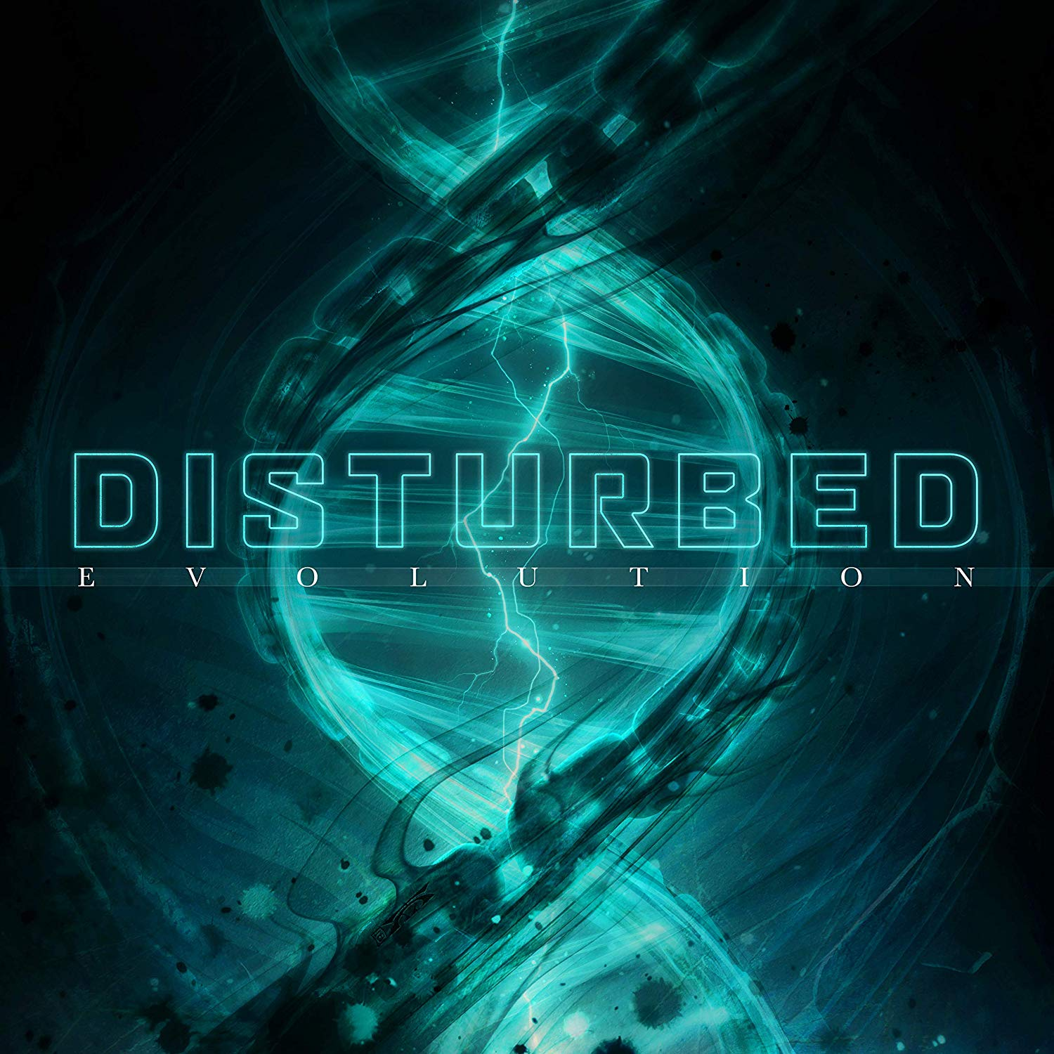 Disturbed - Evolution [LP]