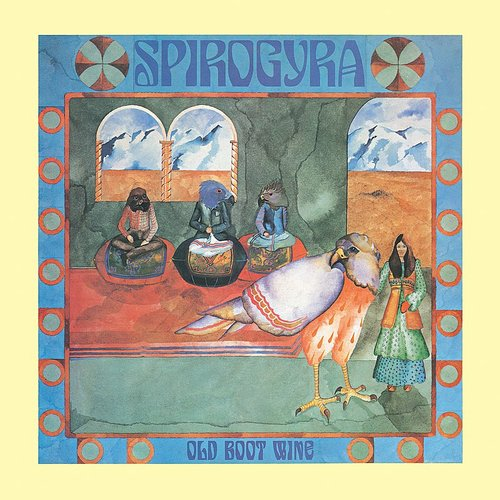 Spirogyra - Old Boot Wine (Ita)
