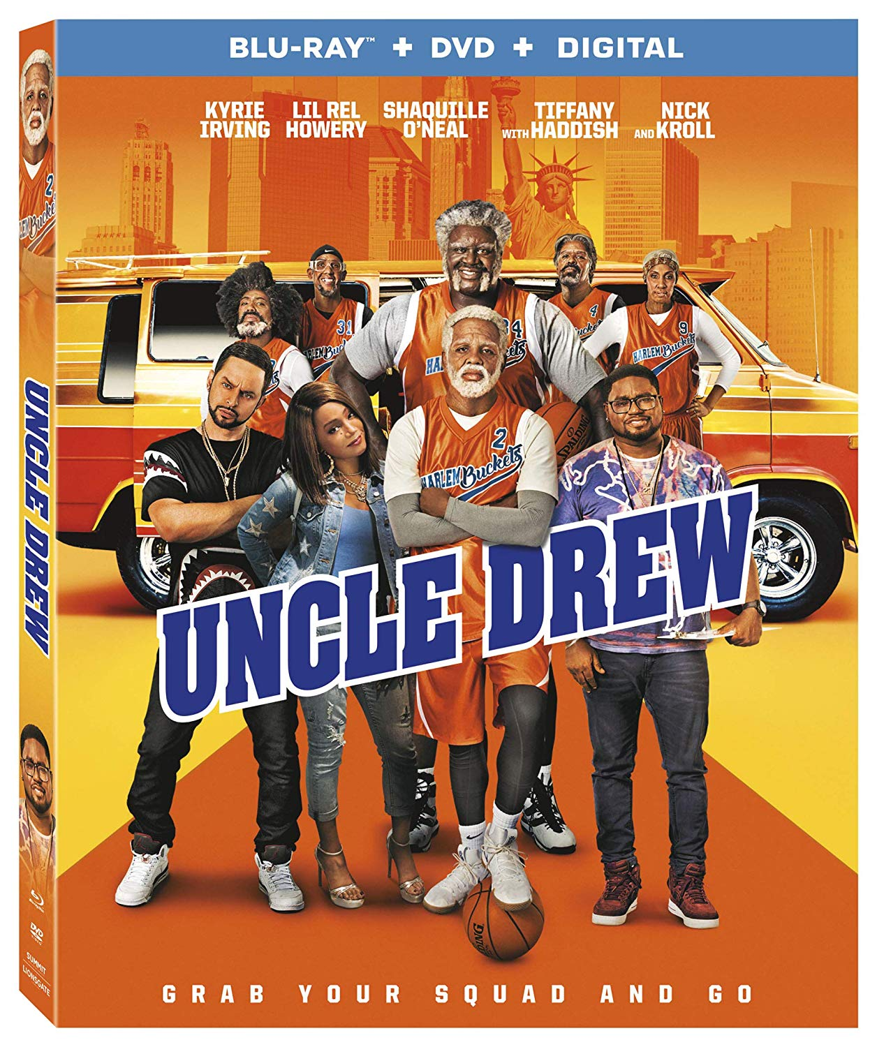 Uncle Drew [Movie] - Uncle Drew