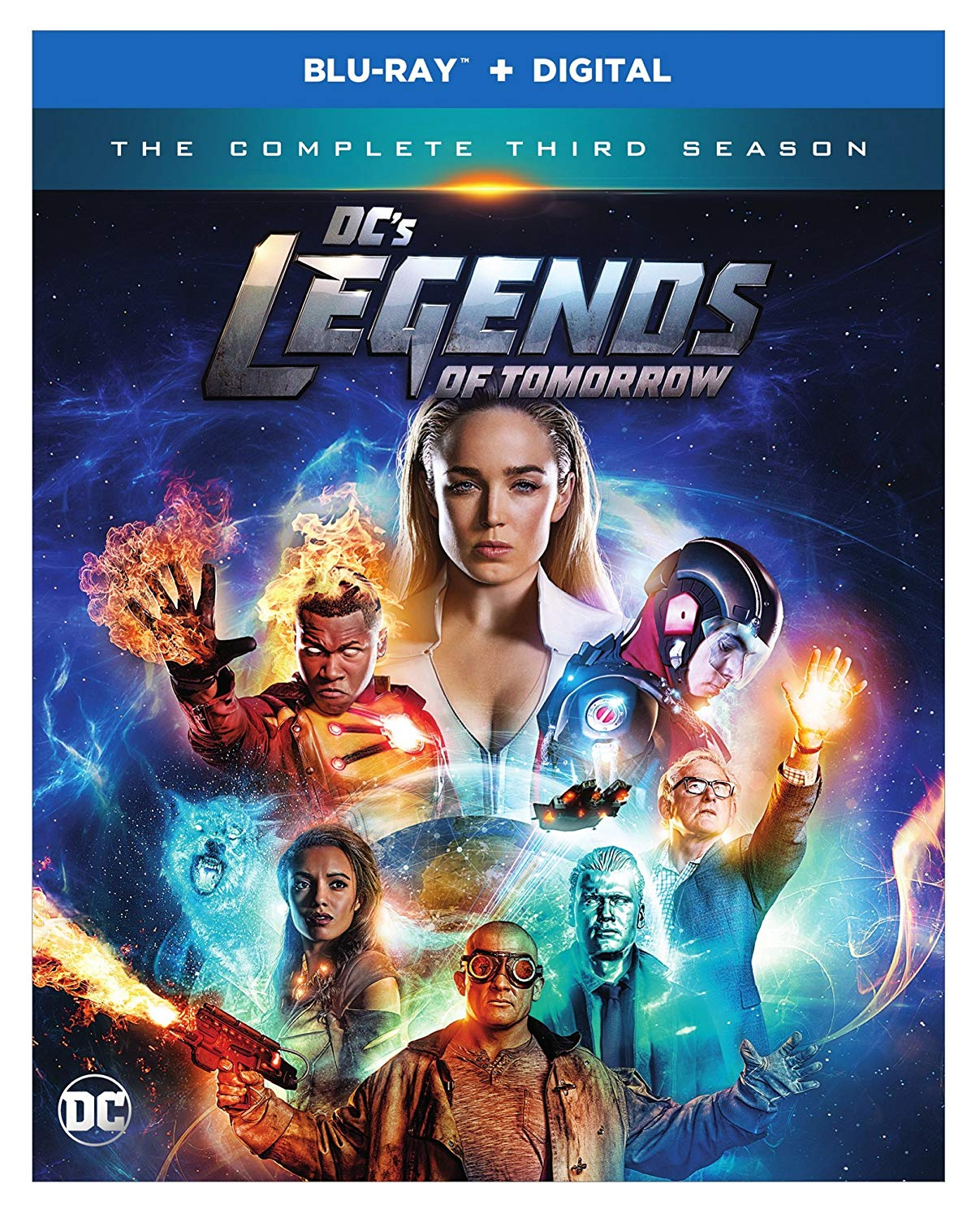 DC's Legends of Tomorrow [TV Series] - DC's Legends of Tomorrow: The Complete Third Season