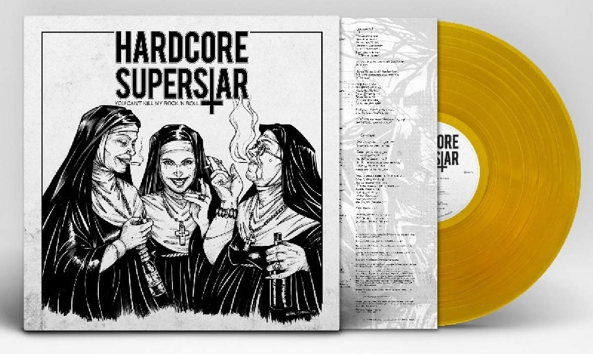 Hardcore Superstar - You Can't Kill My Rock 'n Roll [Import LP]