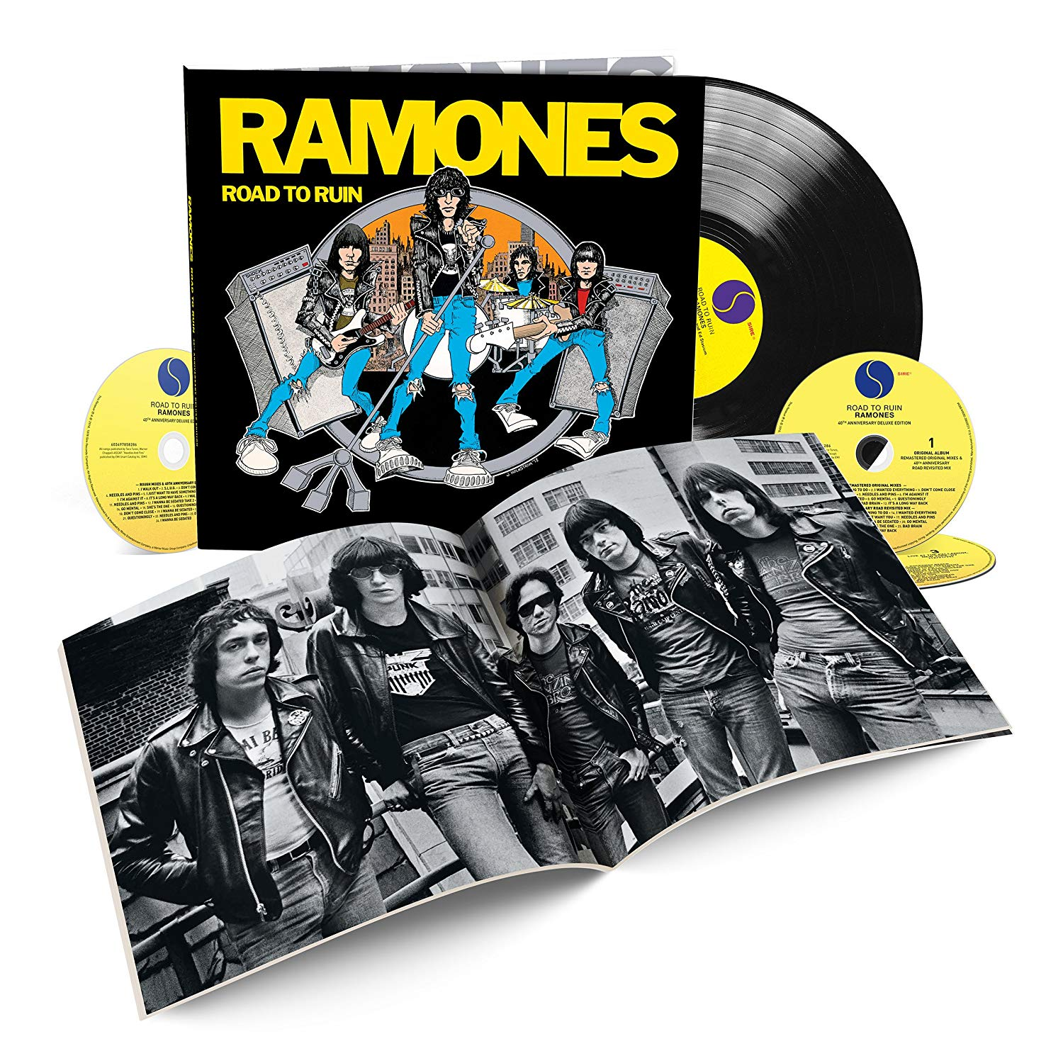 Ramones - Road To Ruin: 40th Anniversary Edition [Deluxe]