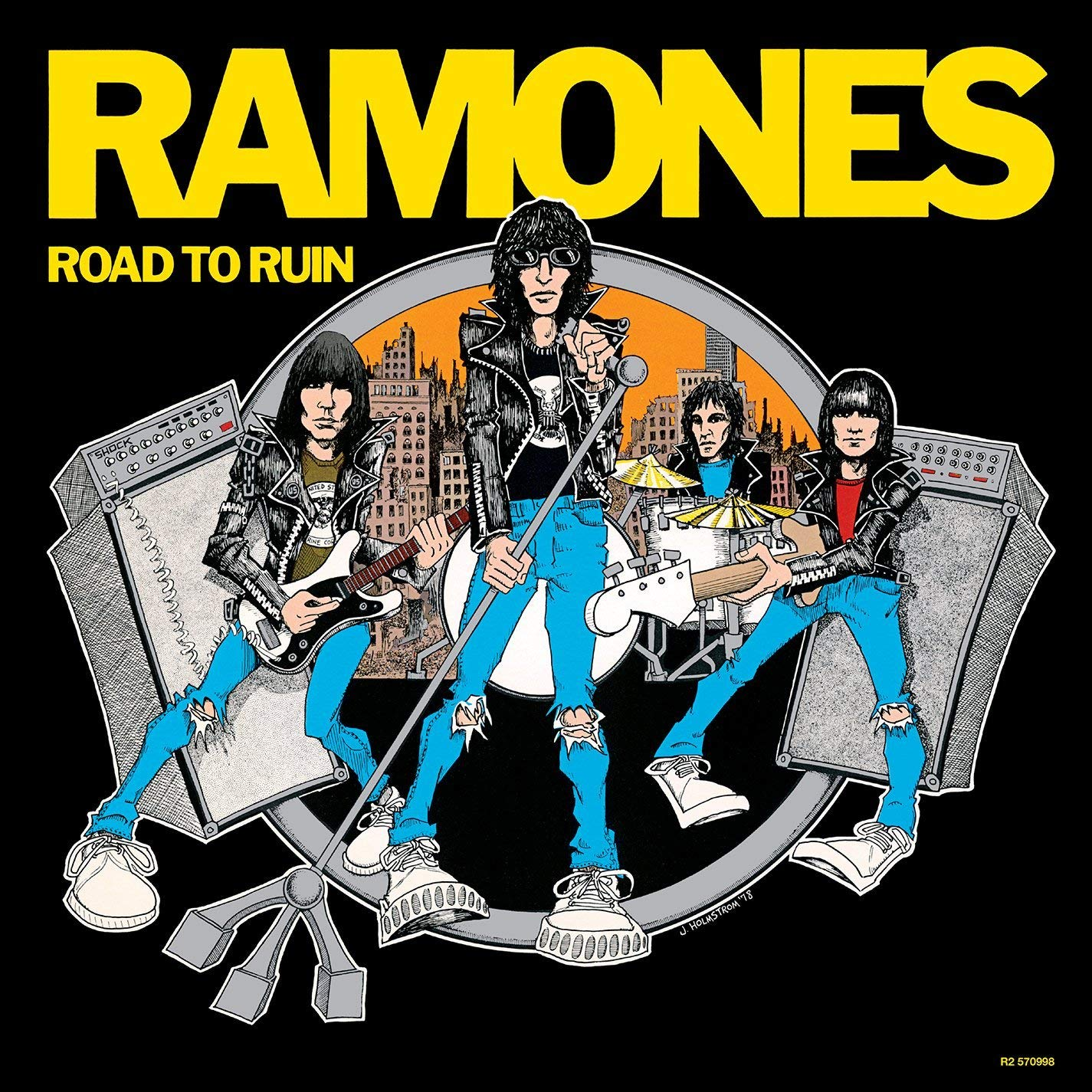 Ramones - Road To Ruin: 40th Anniversary Edition
