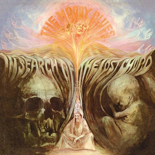 The Moody Blues - Legend Of A Mind (Mono / Single Version) - Single