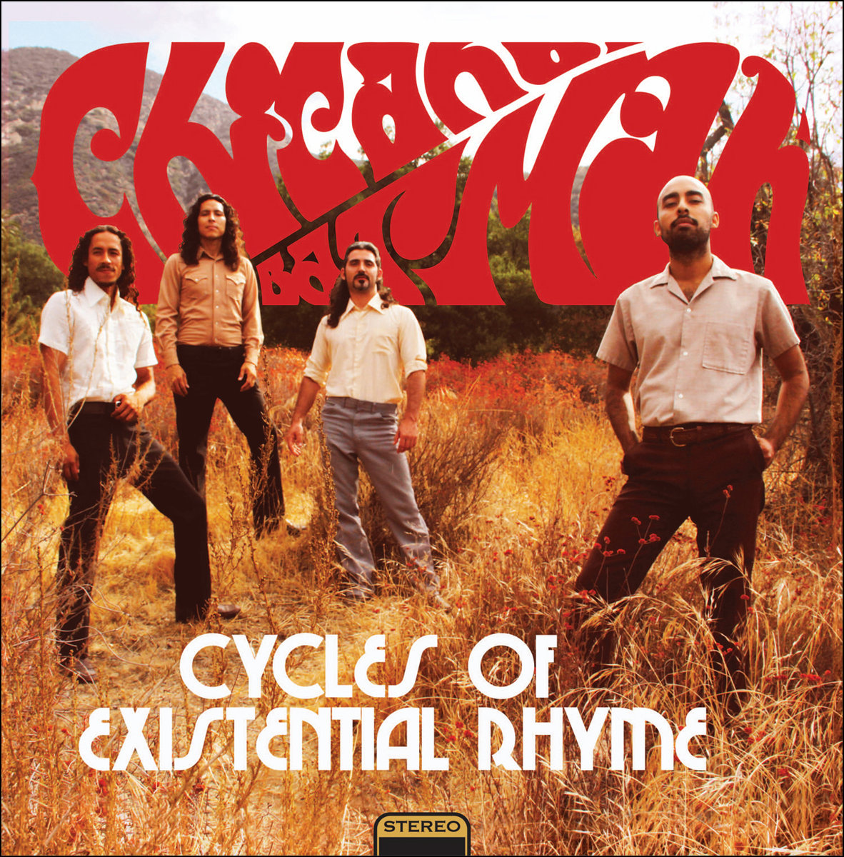 Chicano Batman - Cycles Of Existential Rhyme (Ogv) (Reis)