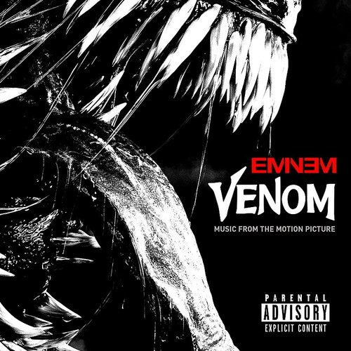 Eminem - Venom (Music From The Motion Picture) - Single