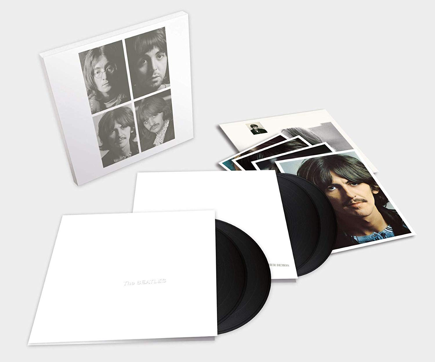 The Beatles (The White Album): Anniversary Edition [Deluxe 4LP]