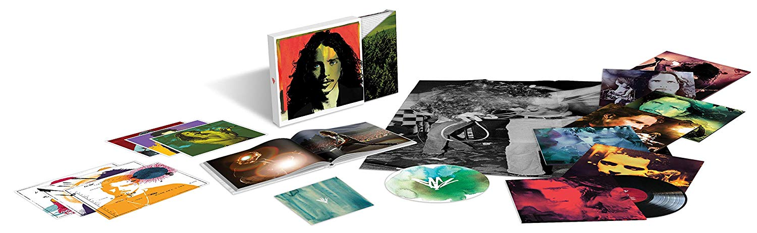 Chris Cornell - Chris Cornell [Super Deluxe Box Set]