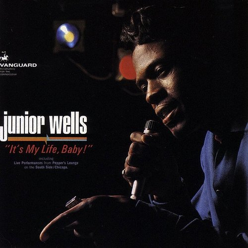 Junior Wells - It's My Life Baby