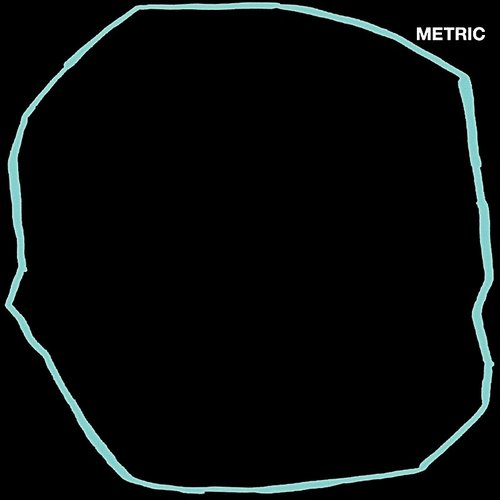 Metric - Art of Doubt [Indie Exclusive Limited Edition White 2LP]