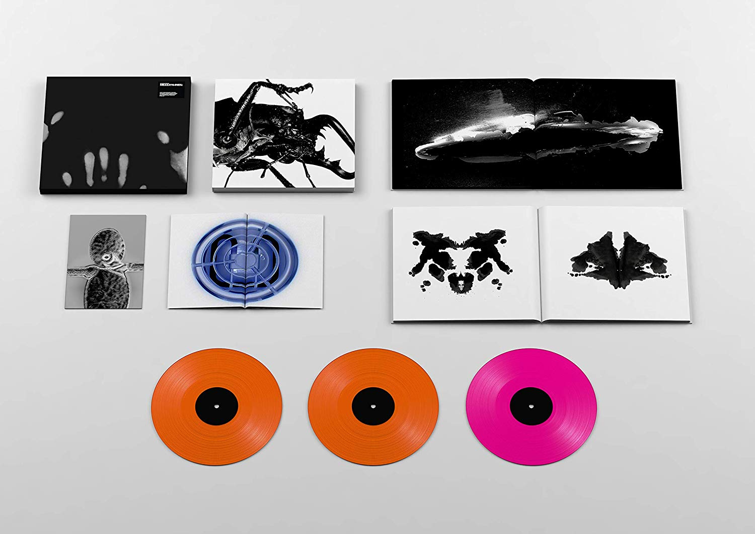 Massive Attack - Mezzanine XX [Super Deluxe Box Set]