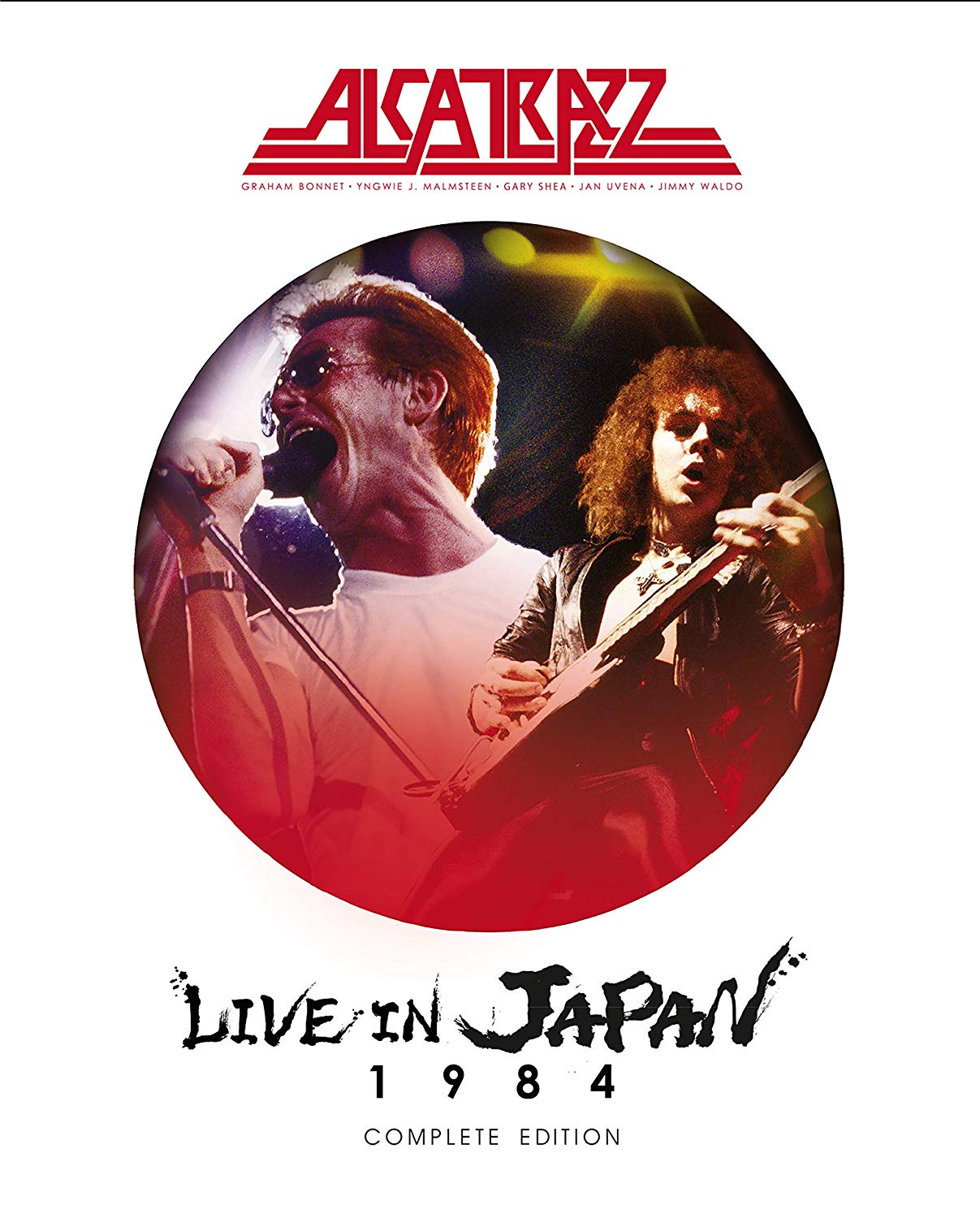 Alcatrazz - Live In Japan 1984 - Complete Edition [2CD/DVD]