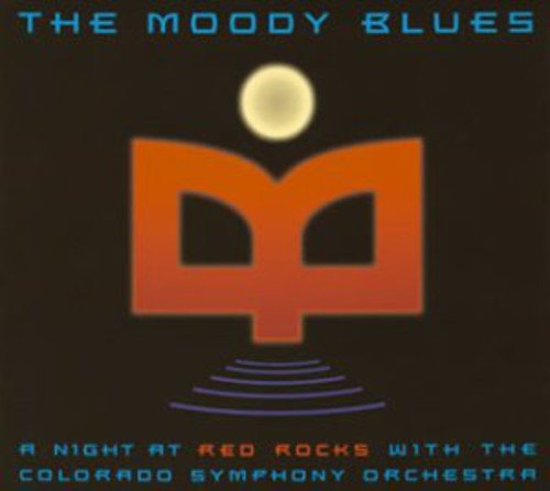 The Moody Blues - A Night at Red Rocks with the Colorado Symphony Orchestra [Import Deluxe Edition]