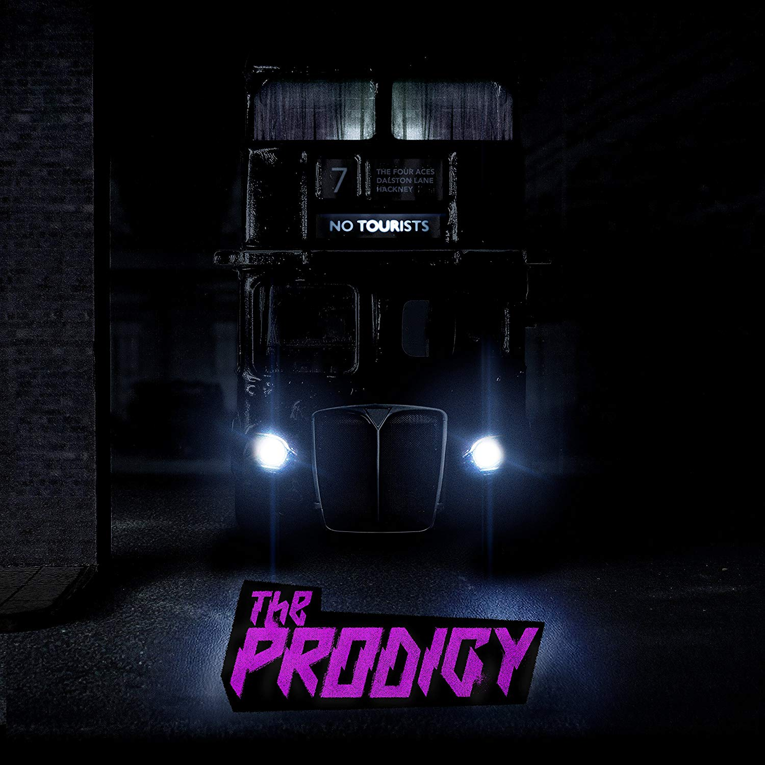 The Prodigy - No Tourists [Indie Exclusive Limited Edition Transparent Violet LP]